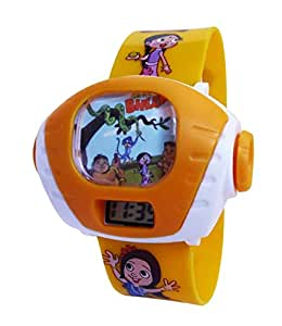 A Avon Digital Chhota Bheem Projector Kids Watch - 1001618