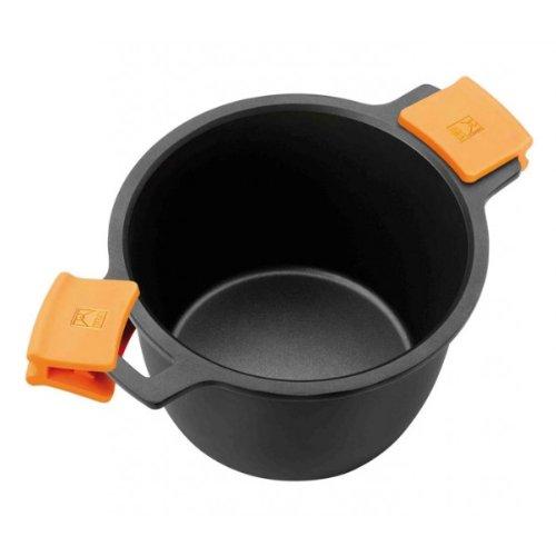 Pintinox Pentola Antiaderente Cm 24 Efficient Orange