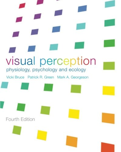 Visual Perception Cover Image