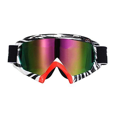 POSSBAY Motorrad Schutzbrillen UV Augenschutz Motocross MTB ATV / Dirtbike DirtBike Off Road Goggles