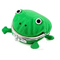 Stupoto Anime Fire Shadow Naruto Wallet Frog Coin Purse