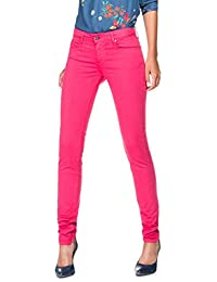 Salsa - Pantalons de couleur skinny - Colette - Femme
