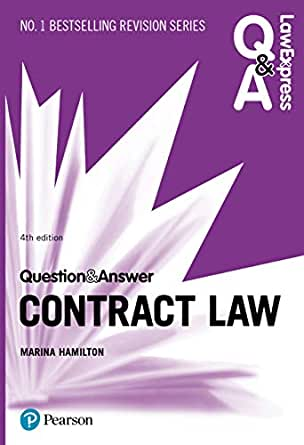 Law Express Question and Answer: Contract Law (Law Express