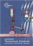 Arbeitsblätter Technical English: Chemietechnik, Pharmatechnik, Biotechnik von Klaus Eisenhardt ( 13. Juli 2015 )