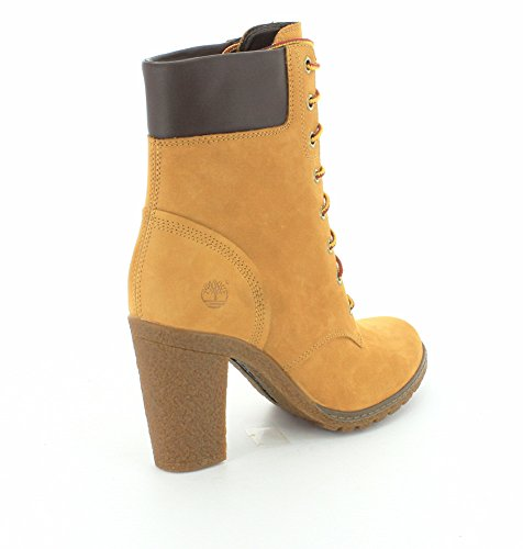 Timberland  Glancy FTW_Glancy 6in, Bottes Classics courtes, doublure froide femmes Beige
