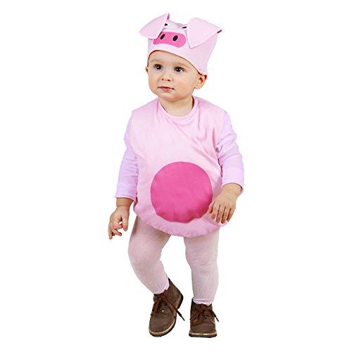 Widmann 1896P Kinder Kostüm Schwein, -