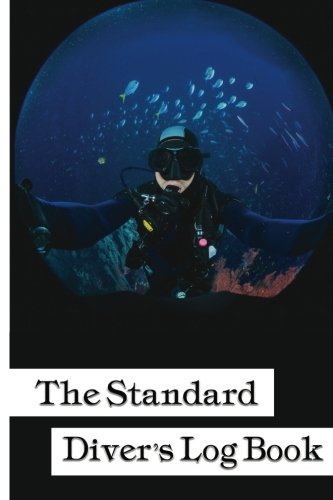 The Standard Diver's Log Book: Innovative Scuba Concepts Dive Log 100Pages Mini Size 6x9