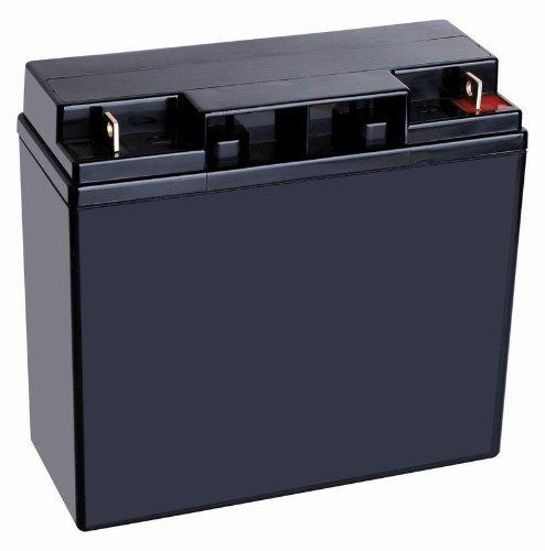 Batteria ricaricabile ermetica al piombo 12V Volt 18Ah ideale per UPS - Gruppi di continuità - Pannelli fotovoltaici - Allarm