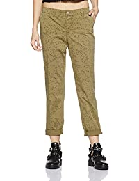 Gas Women's Straight Fit Pants