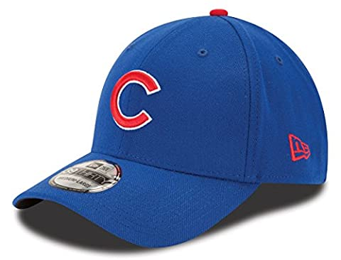 Chicago Cubs New Era MLB 39THIRTY Team Classic Flex Fit Hat Chapeau