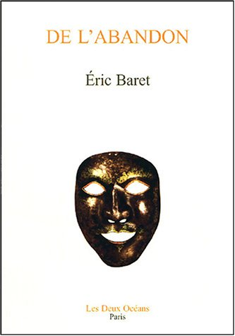 De l'abandon par Eric Baret