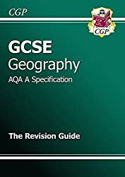 GCSE Geography AQA A Revision Guide by CGP Books (2009-09-01)