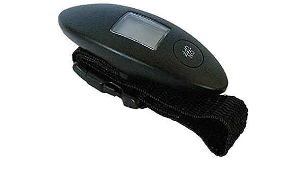 Digitale Handwaage Kofferwaage Gepäckwaage Waage bis max.40 kg Inkl Batterie
