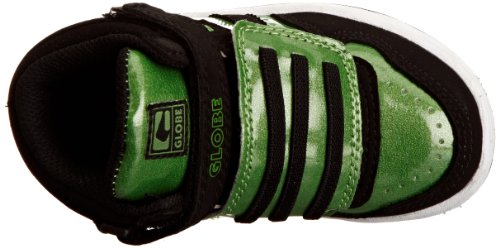 Globe Jungen Superfly Velcro Skateschuhe Metallic Green/Black