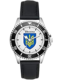 Reloj de Pulsera con diseño de Ucrania con Texto en inglés ...