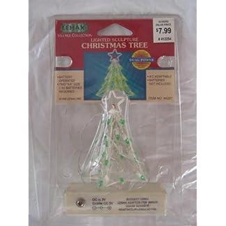Lemax-Beleuchteter-Baum