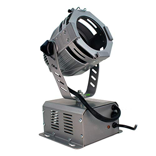 SATISFIRE CDM Mini PAR 70W - E27 Scheinwerfer - ideal für Ladenbau und Messebau