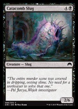 magic-the-gathering-catacomb-slug-lumaca-delle-catacombe-magic-origins