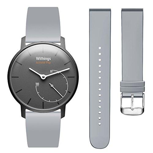 (Hanlesi Withings Steel HR Uhrenarmband, Soft Silikon Sport Fitness Strap Zubehör Ersatz Armband für Withings Steel HR Withings Activite Pop Wristband Zubehör Ersatz)