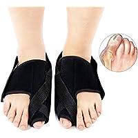 Preisvergleich für Bunion Corrector Bunion Relief Schienen, große Toe Straightener Pads für Hallux Valgus Pain Separator Protector