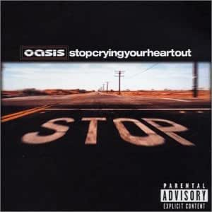 Stop Crying Your Heart Out [DVD-AUDIO] [SINGLE]