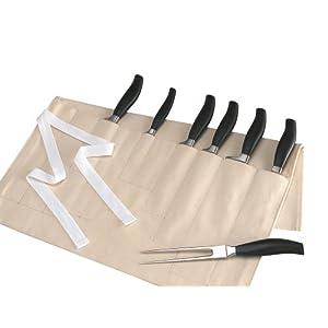 4169HHE322L. SS300  - Dexam Knife Wallet