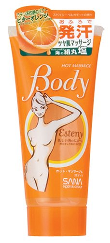 Sana By Noevir SANA Esteny Hot Massage Body Gel 8.47oz/240g (japan import) (Hot Massage Gel)