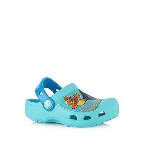 Crocs , Mädchen Sandalen blau blau, blau - blau - Größe: 23 EU-24 EU Jünger
