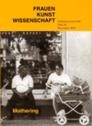 FrauenKunstWissenschaft (ab 2007: FKW // Zeitschrift für Geschlechterforschung und visuelle Kultur) [Jahresabo]