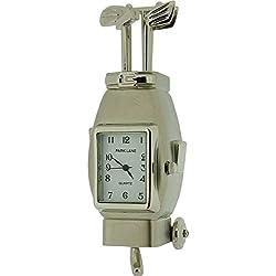 Wunderbarer Mini Golftaschen Novelty Uhr