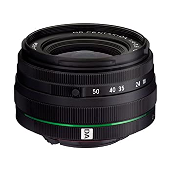 Pentax HD DA 18-50 mm SLR Camera with Lens