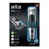 Tondeuse pour cheveux HC5090 de Braun- Expérience ultime de coupe de cheveux par Braun, avec 17longueurs