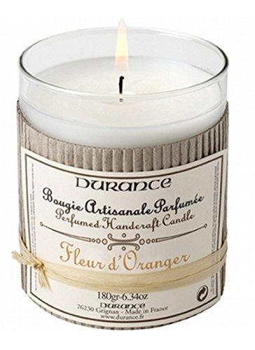 Durance en Provence - Duftkerze Orangenblüte (Fleur d'Oranger) 180 g -