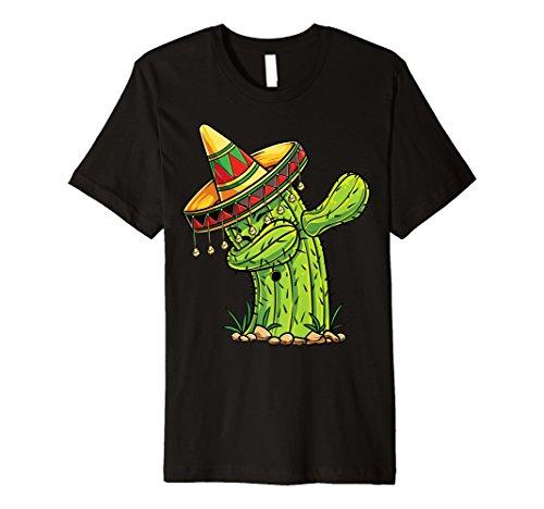 Sanftes Kaktus T Shirt Cinco De Mayo Mexikanische Fiesta Sombrero