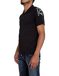 d25850b3f2e7 Polo shirt EA7 EMPORIO ARMANI men 3YPF83 PJ03ZE1200 black