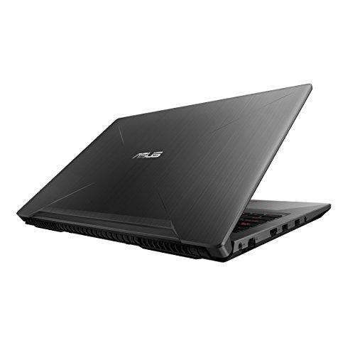 ASUS FX503VD-DM112T 2017 15.6-inch Laptop (7th Core i7-7700HQ/8GB/1TB/Windows 10/4GB Graphics), Black