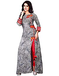 Om Sai Latest Creation Women's Clothing Kurti For Women Latest Design Party Wear Collection