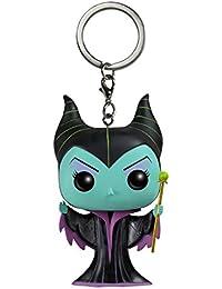 Funko - POP Keychain: Disney - Maleficent (Classic)