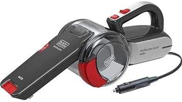Black+Decker 12VDC Pivot Auto Vacuum, PV1200AV-B5, Multi-Colour, 2 Years Brand Warranty