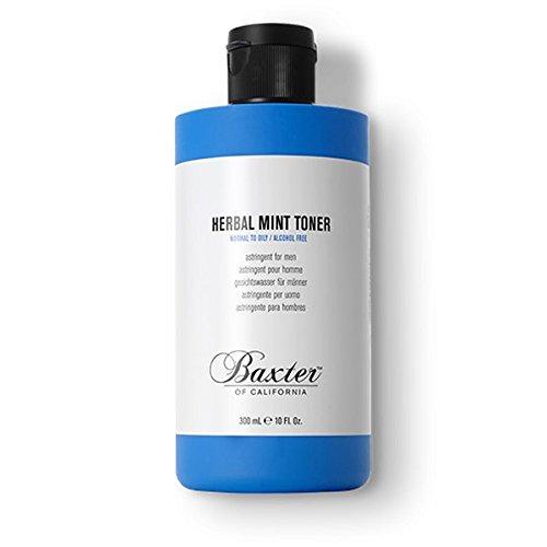 Baxter Gesichtswasser für Männer Herbal Mint Toner, 300ml