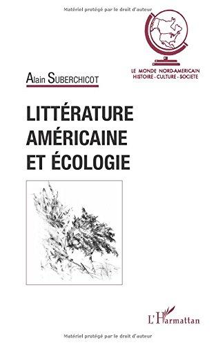 Littrature amricaine et cologie
