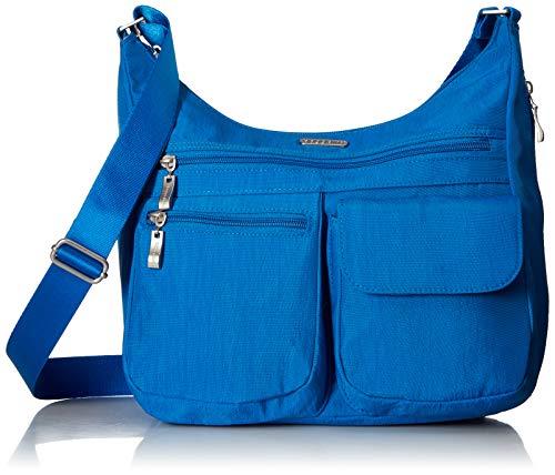 Baggallini Damen Everywhere Bagg with RFID, Directoire Blue, Einheitsgröße -