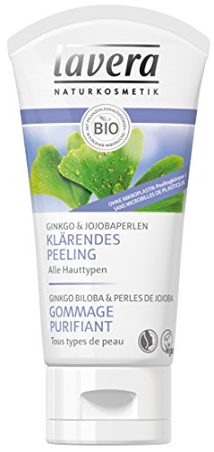 lavera Gommage Purifiant - Vegan - Cosmétiques naturels - Ingrédients...