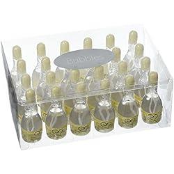 Burbujas de amor en botella- 24 unidades.