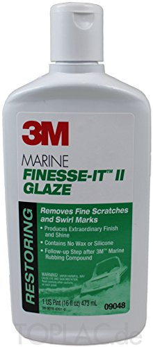 3M Marine Finesse IT II Finishing Material 09048 E Politur