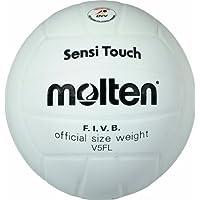 MOLTEN Voleibol fundido - 5, blanco