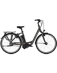 E-Bike Kalkhoff Jubilee I7 Excite 7G 17 Ah Wave 28' Freilauf atlasgrey 2018