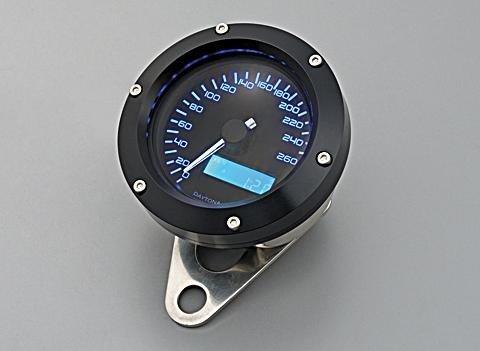 Instruments En Aluminium Cache Bezel, noir, F. Velona instr.