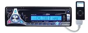 Caliber MCD 370 Autoradios Lecteur CD 220 W Bluetooth, En Façade USB