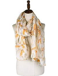GBY Foulards pour femmes Léger de mode fantaisie Automne Foulards d hiver  Châle Wraps Écharpe d8db4a153b4